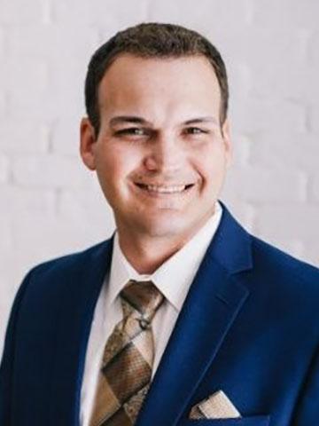 Kyle Harvey - President